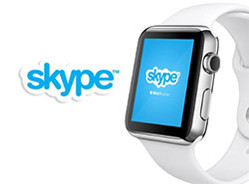 Скачать Skype для Apple Watch